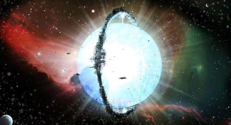 Структура навколо зірки Таббі