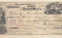 Американський чек за продану Аляску