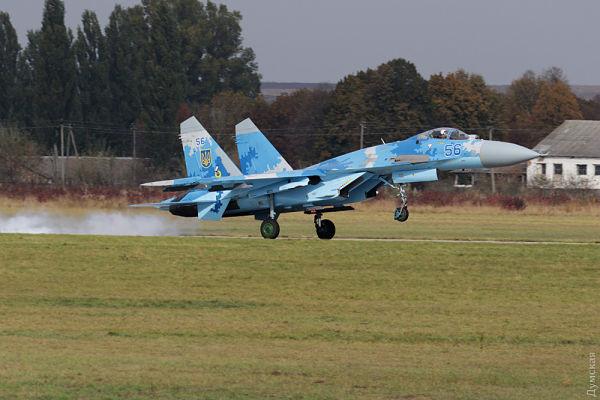 Авіакатастрофа Су-27. Загинули український та американський пілоти