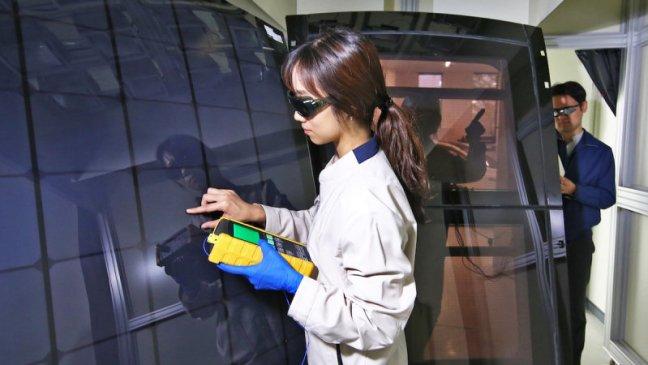 Концерн Hyundai Motor Group. Сонячні батареї