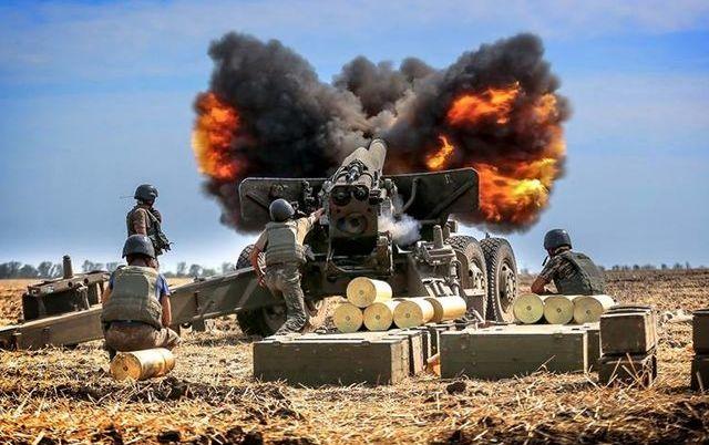 Про українську артилерію. Святкове