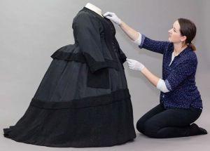 Жалобна сукня королеви Вікторії