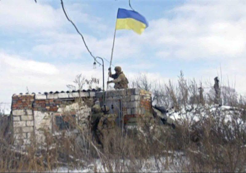 ЗСУ взяли під контроль село на Світлодарській дузі