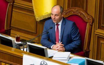Парубій підписав закон про українську мову