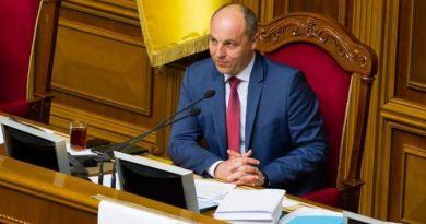 Парубій підписав закон про УЦЦ МП