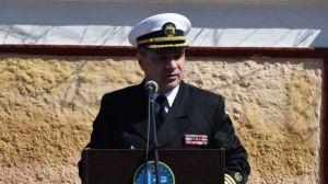 Командувач військово-морських сил України Ігор Воронченко