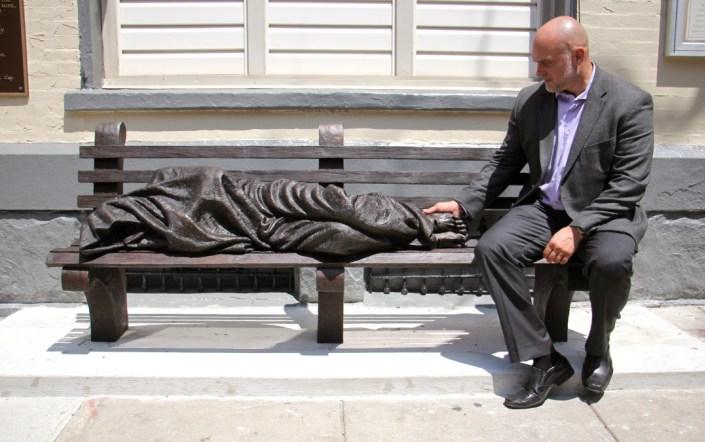 Безпритульний Ісус – образ, що захоплює і обурює католиків