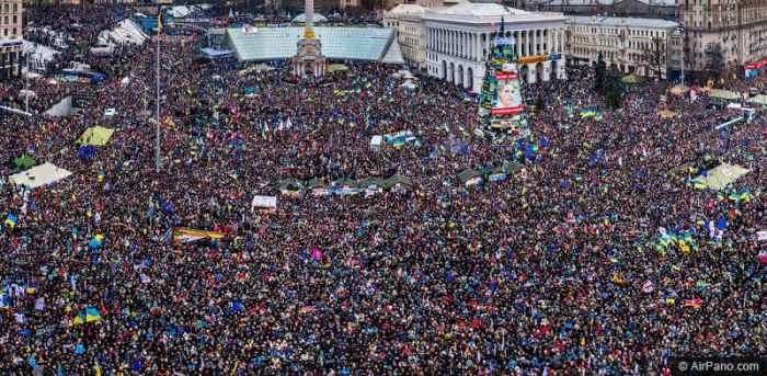Марш мільйона, 8 грудня 2013 року