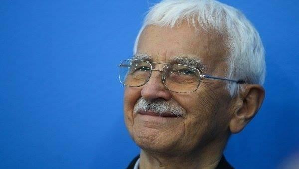 Євген Сверстюк: Моя надія – на простих людей