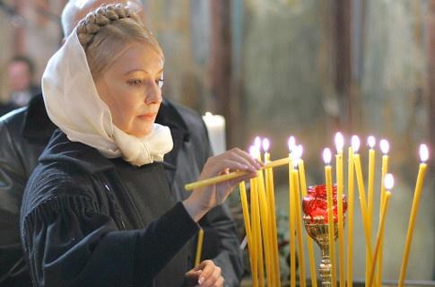 Тимошенко вмовляла Єрусалимського патріарха не надавати Україні томос