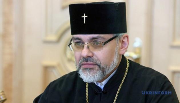 Екзарх: Українська церква не буде залежною від  Константинополя