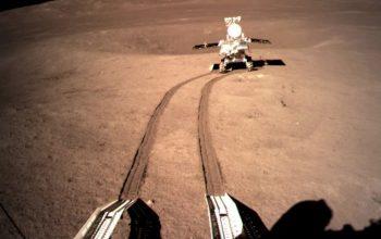 Китайський зонд на Місяці вирощує картоплю