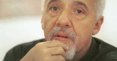 бразильський письменник Пауло Коельо