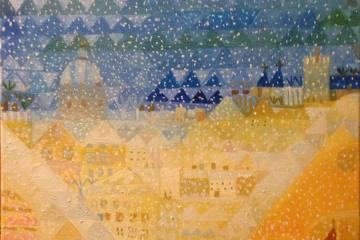 Зима на двох -робота Лесі Квик