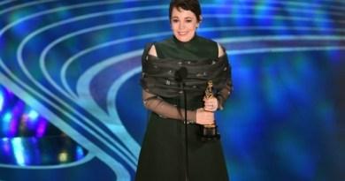 Олівія Колма, британська акторка
