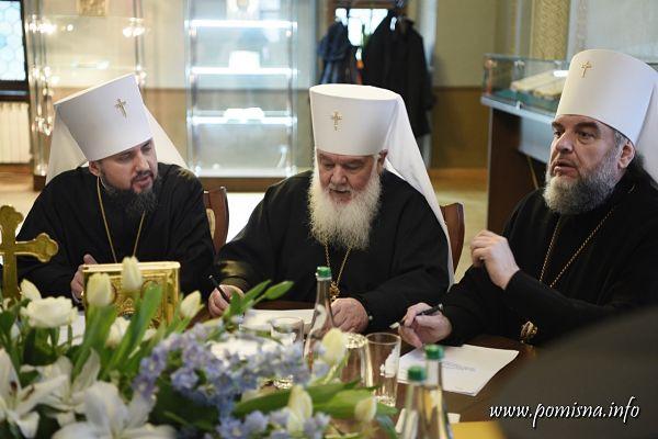 Засідання Синоду
