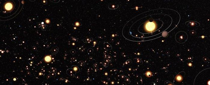 Чумацьким Шляхом мандрують мільярди планет-ізгоїв