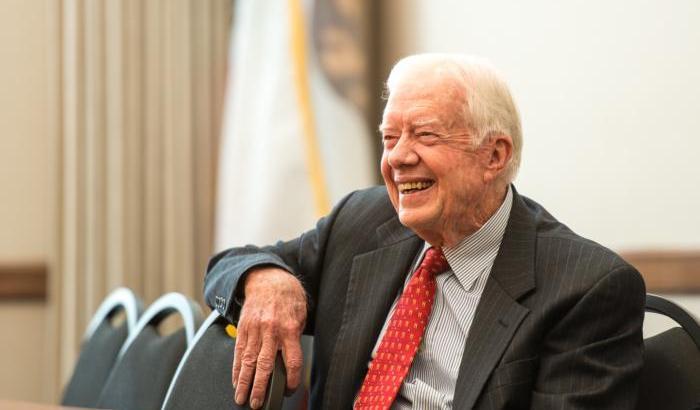 Джиммі Картер, 39-й президент США