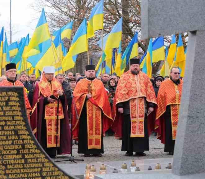 У Павлокомі молилися за замордованих поляками українців