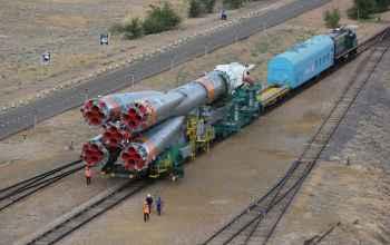 Українці полагодили  ракету «Союз-ФГ» на Байконурі перед її стартом