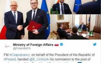 Розвідник і шовініст. Варшава призначила нового посла в Україні