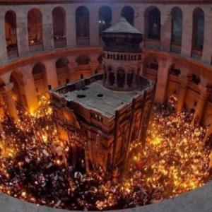 Благодатний вогонь з Єрусалиму привезе делегація ПЦУ