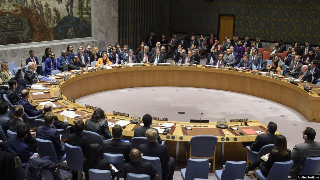 Шоу в стилі Раша-ТБ. РФ скликає Раду Безпеки ООН через закон про українську мову