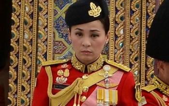 Король Таїланду одружився з генералом власної охорони