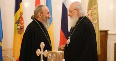 Онуфрій на Синоді РПЦ