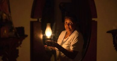 Відлючення електрики в Аргентині та Уругваї