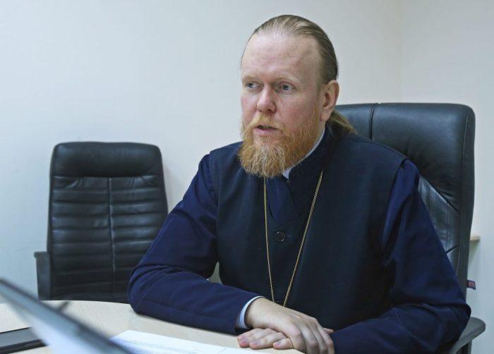 архиєпископ ПЦУ Євстратій (Зоря)