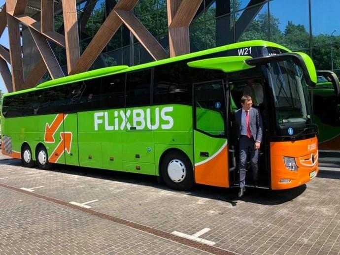 FlixBus розпочав роботу в Україні