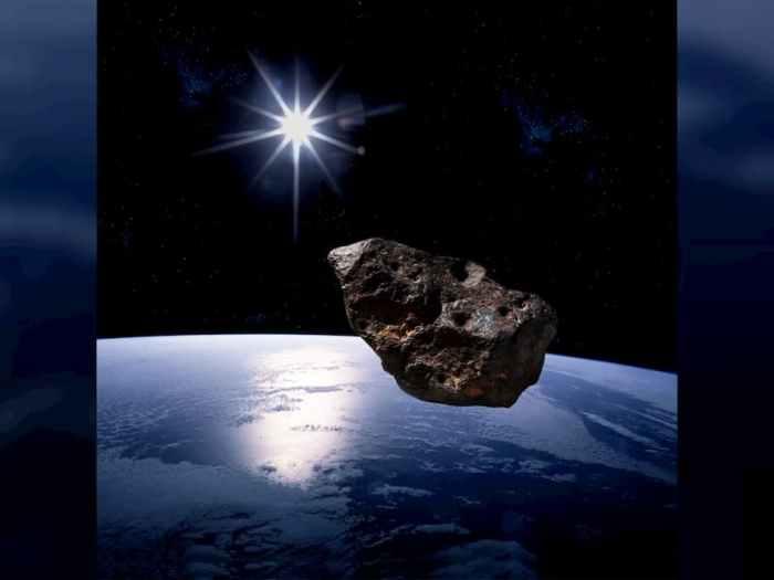 небезпечний астероїд