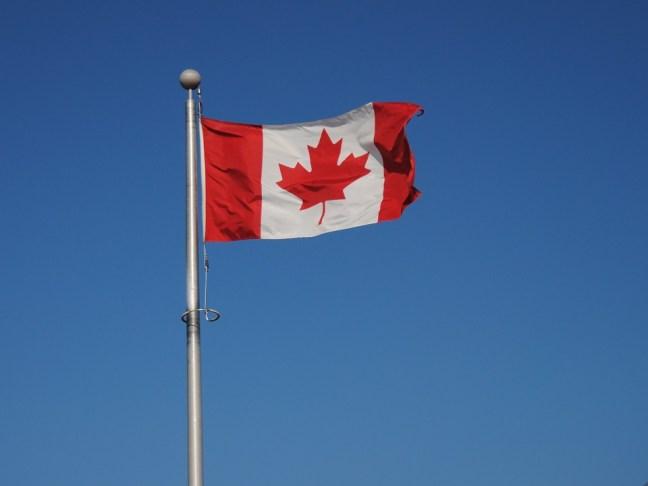 Канада, прапор