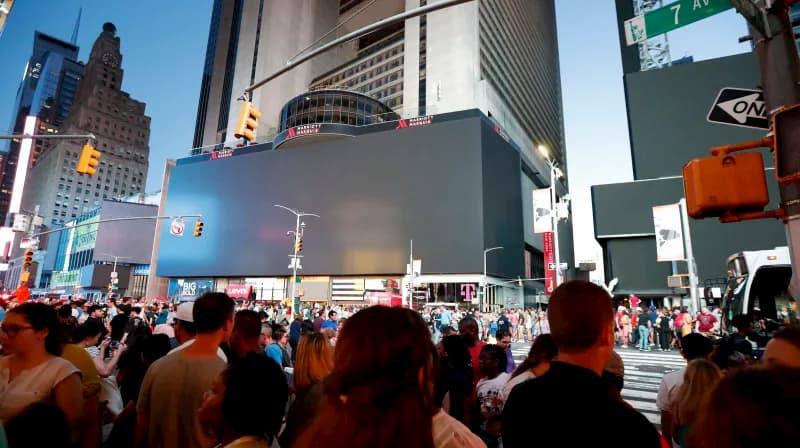 Нью-Йорк пережив масштабний блекаут