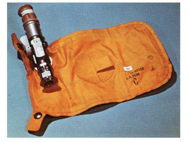Людські відходи в космосі потрапляли в в баггі-систему