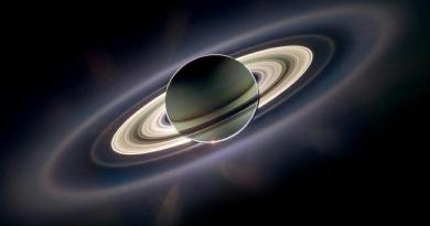 Сонячне затемнення Сатурном