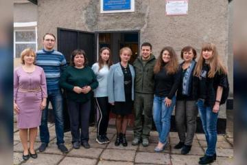 Зеленський і вчителі-громадяни Росії