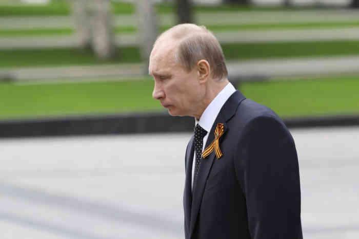 Путін старик