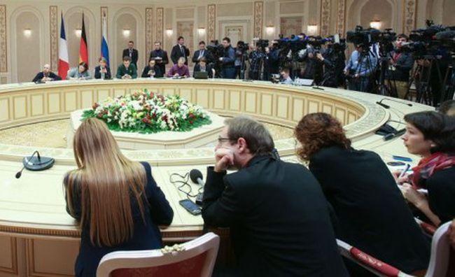 Мінська група засідання