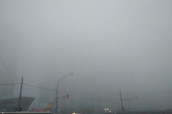 Київ, смог, задимлення