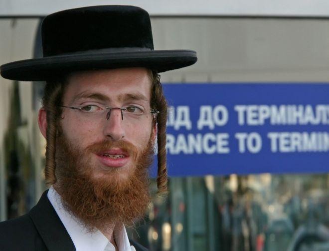 Традиційний головний убір єврея
