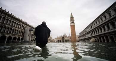 Площа святого Марка, Венеці