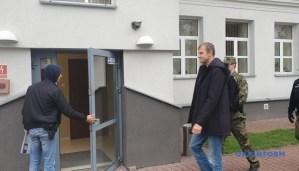 Ігоря Мазура доставлено у прокуратуру міста Холм