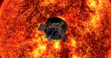 Сонячний зонд NASA Parker Solar Probe