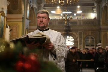 митрополит ПЦУ Михаїл, святкування Різдва