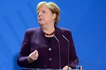 Меркель про роботу в Німеччині
