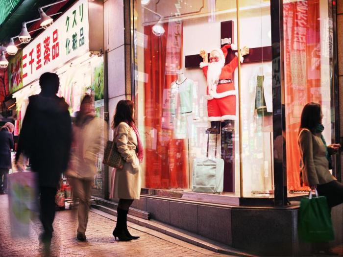 Різдво в Японії