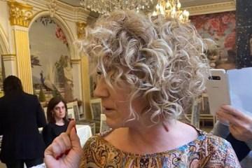 57-річна львів'янка Оксана Бобошко-Вандерховен