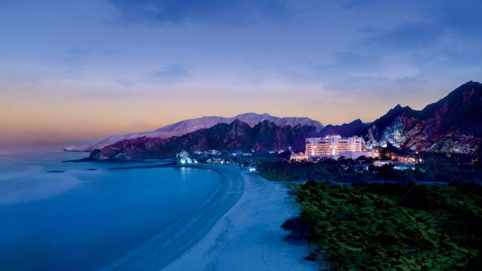 Оман, Зеленський